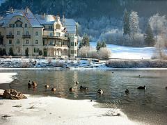 Ein traumhaftes Hotel in der Nähe Füssens