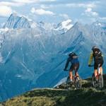 Mountainbike Tour in den Bergen!
